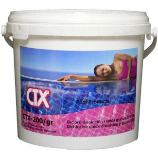 Clor Rapid CTX-200GR, - granule